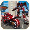 Moto Robot Transformation Simulator App Icon