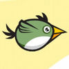 Greeny Bird Cotton Candy World Dasher App Icon
