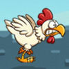 Crazy Chicken Castle Escape App Icon