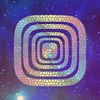 Space Colorful Music Rush App Icon