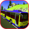 Bus Simulator : Extreme Offroad Drive App Icon